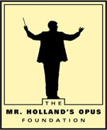 Mr Hollands Opus Recipient